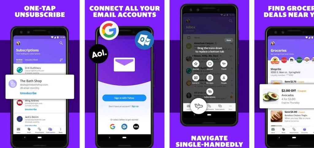 CONNECT ALL EMAIL ACCOUNTS
