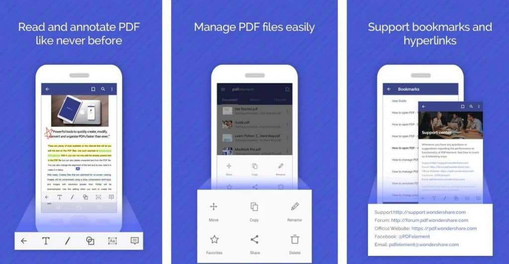 CLOUD STORAGE FOR PDF