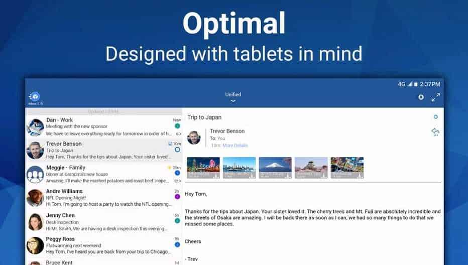 mobile optimized