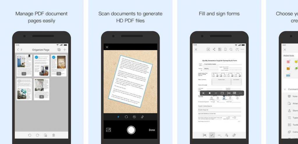 pdf reader for android free download