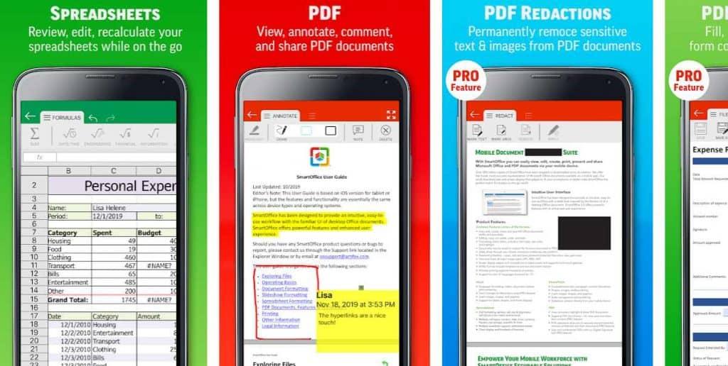 view pdf sheet