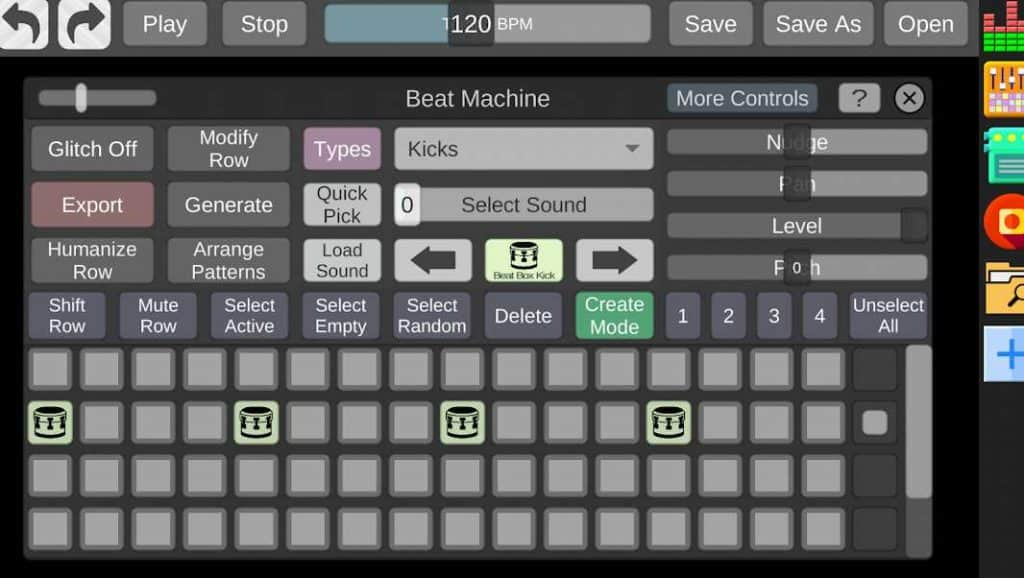 music sequencer apps for android