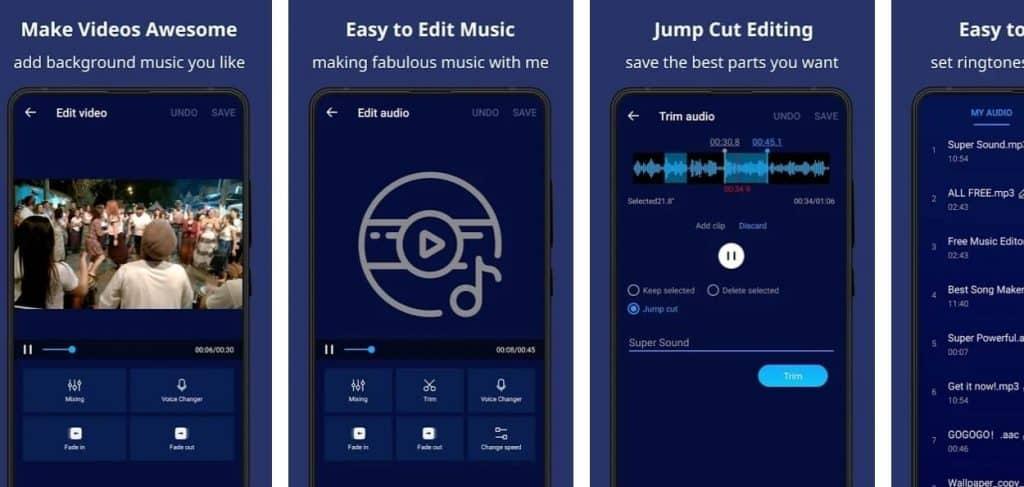 music editing app