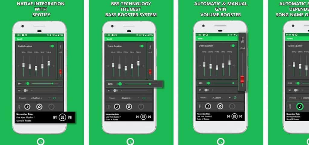 best android music equalizer apps